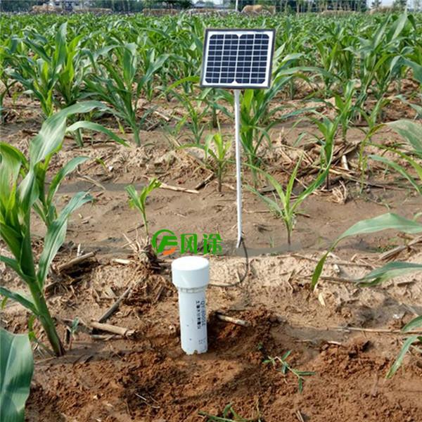 FT-TDR 管式土壤墒情监测站