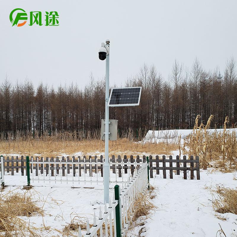 探针式土壤墒情在线监测系统