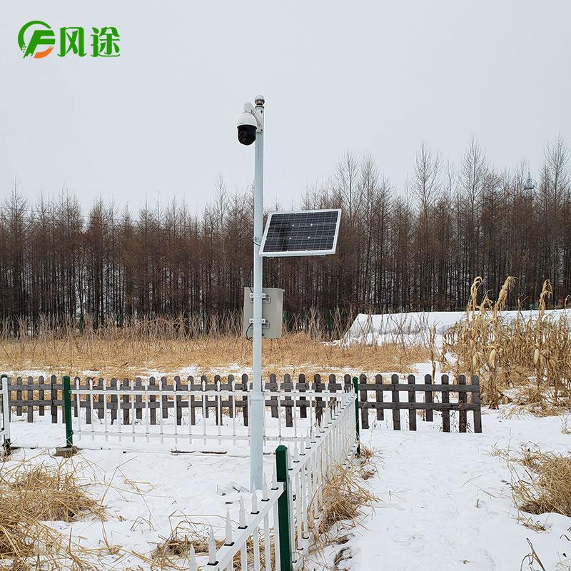 FT-TS600 土壤墒情监测系统