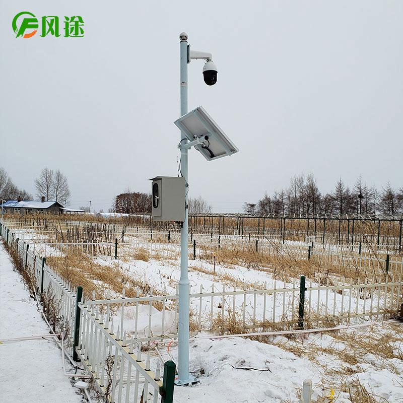 FT-TS200 土壤墒情监测系统
