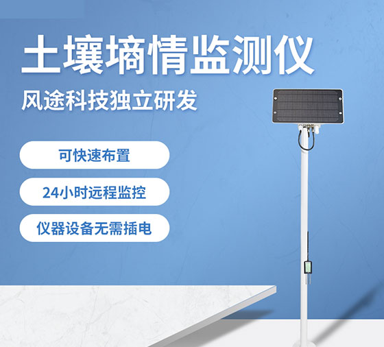 FT-TS100土壤墒情监测仪